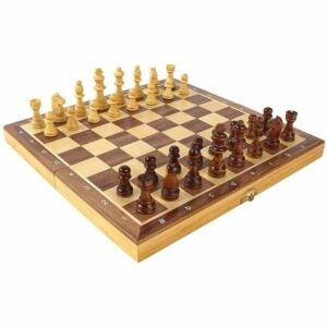 The Best Amazon Black Friday Option: OOCOME Wooden Chess Set