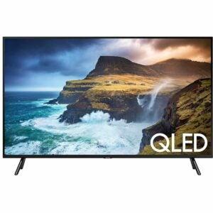 The Best Amazon Black Friday Option: Samsung Q70 Series 82-Inch 4K UHD QLED Smart TV
