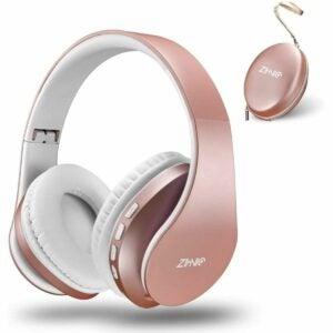 The Best Amazon Black Friday Option: zihnic Foldable Bluetooth Over-Ear Headphones