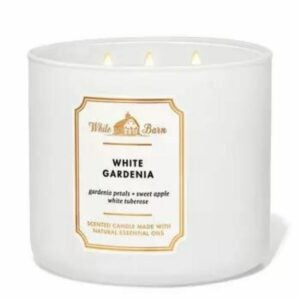 The Best Candle Option: White Barn, White Gardenia, 3-Wick Candle