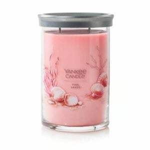 The Best Candle Option: Yankee Candle Pink Sands Large Tumbler Candle