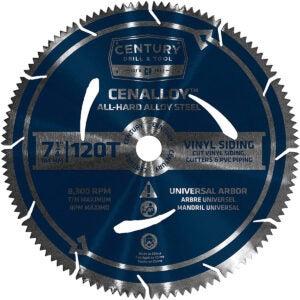 Best Circular Saw Blade Option: Century Drill & Tool Cenalloy Circular Saw Blade