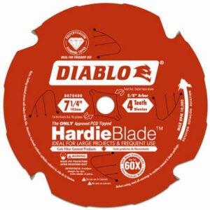 Best Circular Saw Blade Option: Freud D0704DH Diablo