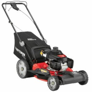The Best Gas Lawn Mower Option: CRAFTSMAN M250 160-cc 21-in Self-Propelled Lawn Mower