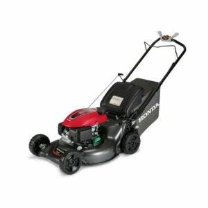 The Best Gas Lawn Mower Option: Honda 21 in. 3-in-1 Gas Self Propelled Lawn Mower