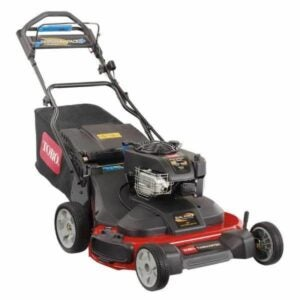 The Best Gas Lawn Mower Option: Toro TimeMaster 30 in. Self-Propelled Gas Lawn Mower