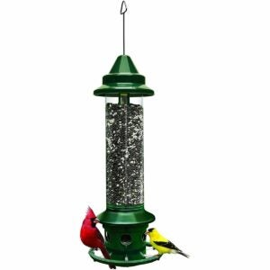 The Best Housewarming Gifts Option: Brome Squirrel Buster Plus Squirrel-Proof Bird Feeder