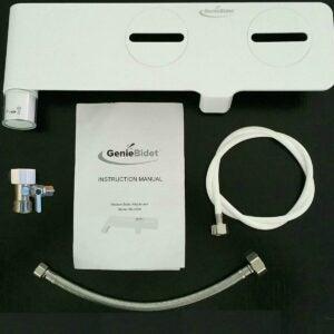 The Best Housewarming Gifts Option: GenieBidet - Ultra Thin Toilet Attachment