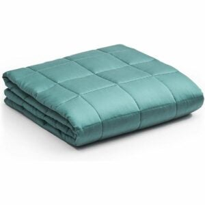 The Best Housewarming Gifts Option: YnM Bamboo Weighted Blanket