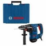 The Best Rotary Hammer Drill Option: Bosch 8 Amp 1-1/8 in. Corded Rotary Hammer Drill