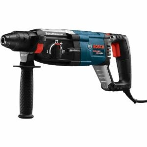 """The Best Rotary Hammer Drill Option: Bosch GBH2-28L 1-1/8"""" Bulldog Xtreme Max Rotary"""