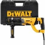 The Best Rotary Hammer Drill Option: DEWALT 8.5 Amp 1-1/8 in. Corded Rotary Hammer Drill