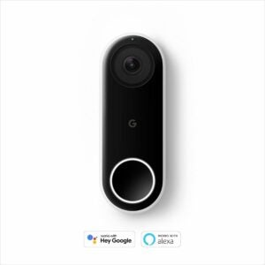 The Best Tech Gifts Option: Google Nest Doorbell (Wired)