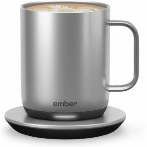The Best Tech Gifts Option: NEW Ember Temperature Control Smart Mug