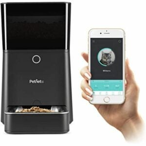 The Best Tech Gifts Option: Petnet Smart Feeder