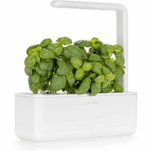 The Best Gifts for Plant Lovers Option: Click and Grow Smart Indoor Herb Garden