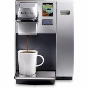 The Keurig Black Friday Option: Keurig K155 Office Pro Commercial Coffee Maker