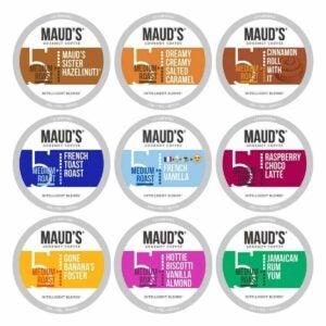 The Keurig Black Friday Option: Maud's Flavored Coffee Variety Pack Single Serve