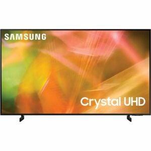 The Labor Day Sales Option: Samsung 65-Inch Crystal AU8000 4K UHD HDR Smart TV