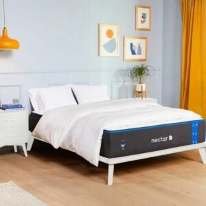 The Labor Day Sales Option: The Nectar Memory Foam Mattress