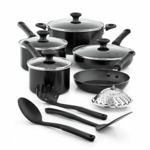 The Labor Day Sales Option: Tools of the Trade Nonstick 13-Pc. Cookware Set