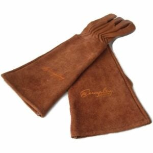 The Gifts for Gardeners Option: Exemplary Gardens Rose Pruning Gloves