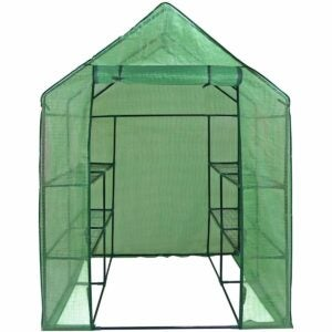 The Gifts for Gardeners Option: Mini Walk-in Greenhouse Indoor Outdoor