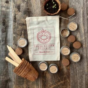 The Gifts for Gardeners Option: Salsa Garden Seed Kit