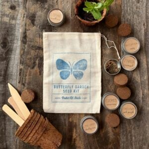 The Gifts for Gardeners Option: deckerrdseeds Butterfly Garden Seed Kit