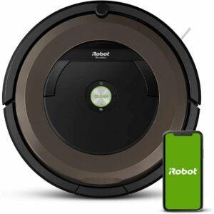 The Roomba Black Friday Option: iRobot Roomba 890 Robot Vacuum