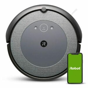 The Roomba Black Friday Option: iRobot Roomba i3 Wi-Fi Connected Robot Vacuum