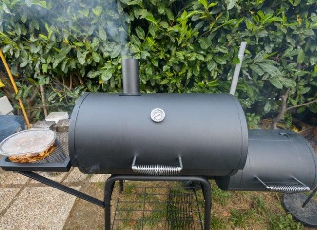 smoker vs grill