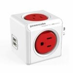 The Best Tech Gifts Option: Allocacoc PowerCube USB Wall Plug