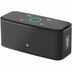 The Best Tech Gifts Option: DOSS SoundBox Touch Portable Bluetooth Speaker