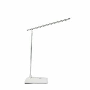 The Best Tech Gifts Option: Simply Essential Entice Qi Charging Desk Lamp