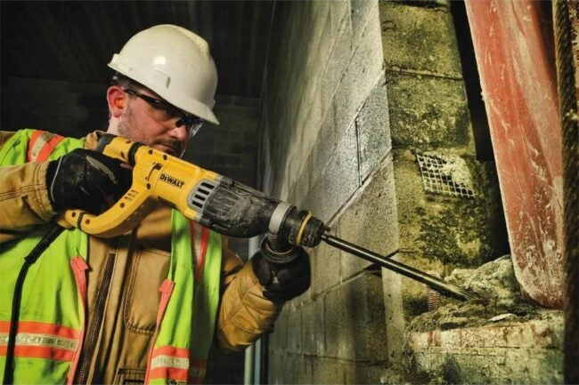 The Best Rotary Hammer Drill Option