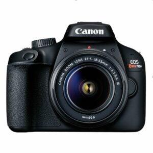 The Walmart Black Friday Option: Canon EOS Rebel T100 Digital SLR Camera