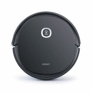The Walmart Black Friday Option: ECOVACS DEEBOT U2 2-in-1 Robot Vacuum Cleaner and Mop