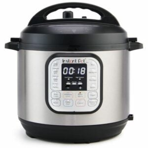 The Walmart Black Friday Option: Instant Pot DUO80 8 Qt Pressure Cooker