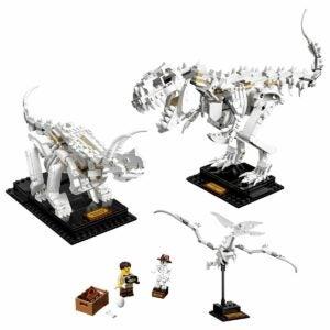 The Walmart Black Friday Option: LEGO Ideas Dinosaur Fossils Building Kit