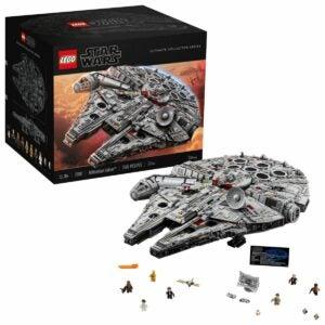 The Walmart Black Friday Option: LEGO Star Wars Millennium Falcon 75192
