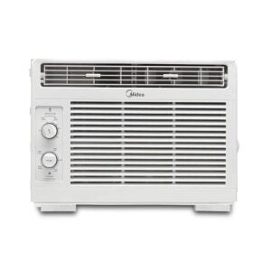 Best Air Conditioners Option: MIDEA 5,000 BTU EasyCool Window Air Conditioner