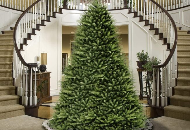 Best Artificial Christmas Trees Option_ National Tree Company Artificial Christmas Tree