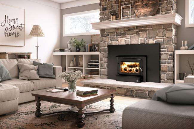 Best Wood Burning Fireplace Inserts