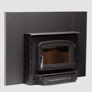 The Best Wood Burning Fireplace Inserts Option: Ashley Hearth AW1820E 1,800 Sq. Ft. Wood Stove Insert