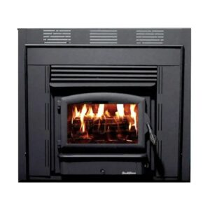 The Best Wood Burning Fireplace Inserts Option: Buck Stoves Model ZC21 Wood Stove Insert