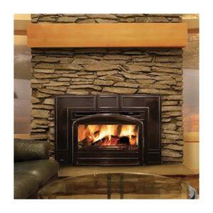 The Best Wood Burning Fireplace Inserts Option: Napoleon EPI3T Oakdale Wood Burning Fireplace Insert