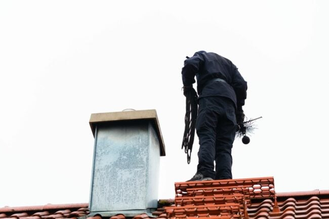 Chimney Sweep Cost
