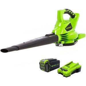 Greenworks 40V Brushless Cordless Blower_Vacuum