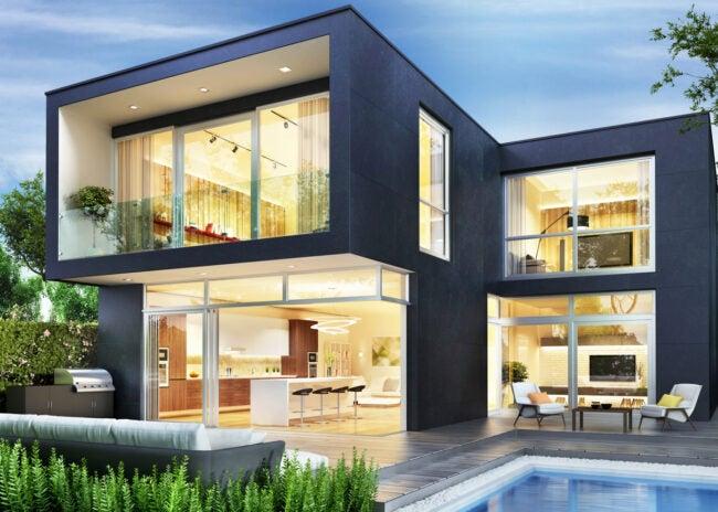 Should You Paint Your House Black?